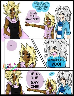 From YGOTAS - Bakura